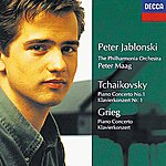Peter Jablonski Tchaikovsky/Grieg: Piano Concerto No. 1 In B Flat Minor, Op. 23/Piano Concerto In