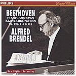 Alfred Brendel Beethoven: Piano Sonatas No.30 Op.109, No.31 Op.110 & No.32 Op.111