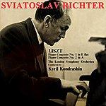 Sviatoslav Richter Liszt Piano Concertos No. 1 & 2