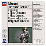 Aurèle Nicolet Mozart: The Works For Flute (2 Cds)