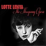 Lotte Lenya The Threepenny Opera