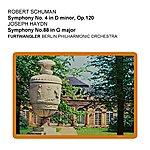 Berlin Philharmonic Orchestra Schumann Symphony No 4 / Haydn Symphony No 88