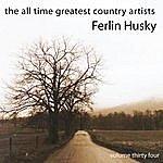 Ferlin Husky All Time Greatest Country Artists-Ferlin Husky-Vol. 34