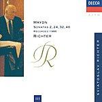 Sviatoslav Richter Haydn: Piano Sonatas