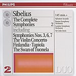 Salvatore Accardo Sibelius: The Complete Symphonies, Etc., Vol.2 (2 Cds)