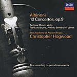 Andrew Manze Albinoni: Concertos Op.9 Nos.1-12 (2 Cds)