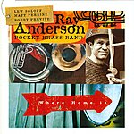 Ray Anderson Anderson, Ray: Where Home Is