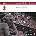 Henryk Szeryng Mozart: The Violin Concertos, Vol.1 (Complete Mozart Edition)