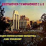 Paris Conservatoire Orchestra Beethoven Symphonies 2 & 8