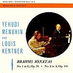 Yehudi Menuhin Brahms Sonatas