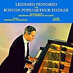 Boston Pops Orchestra Rhapsody On A Theme Of Paganini