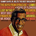 Sammy Davis, Jr. Belts Out The Best Of Broadway