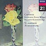 Vladimir Ashkenazy Chopin: Favourite Piano Works (2 Cds)