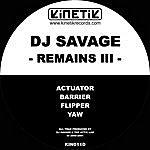 DJ Savage Remains III