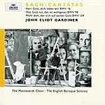English Baroque Soloists Bach: Cantatas Bwv 16; 98; 139