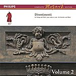 Academy Of St. Martin-In-The-Fields Mozart: The Divertimenti For Orchestra, Vol.2 (Complete Mozart Edition)