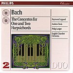 Raymond Leppard Bach, J.S.: The Concertos For One And Two Harpsichords (2 Cds)
