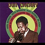 Don Cherry Live At Café Montmartre, Vol. 3