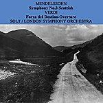 London Philharmonic Orchestra Mendelssohn Scottish Symphony
