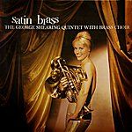 George Shearing Satin Brass