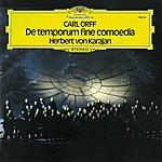 Kölner Rundfunk-Sinfonie-Orchester Orff: De Temporum Fine Comoedia