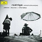 Göran Söllscher Rodrigo: Concierto De Aranjuez / Albeniz / Barrios / Villa-Lobos