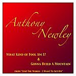 Anthony Newley What Kind Of Fool Am I? - Single