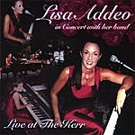 """Lisa Addeo """"Live"""" At The Kerr"""