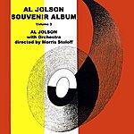 Al Jolson Souvenir Album Volume 3