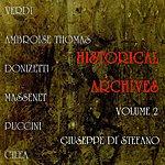 Giuseppe Di Stefano Historical Archives Volume 2