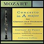 Gervase de Peyer Mozart Concerto In A Major