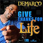 Demarco Give Thanks For Life - Single