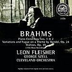 Leon Fleisher Brahms: Piano Concertos Nos. 1 & 2