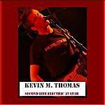 Kevin M. Thomas Second Life Electric Avatar