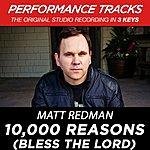 Matt Redman 10,000 Reasons (Bless The Lord) [Performance Tracks] - Ep