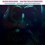 Boston Symphony Orchestra Bloch Schelomo & Walton Cello Concerto