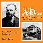 Czech Philharmonic Orchestra Dvorak Symphony No. 8