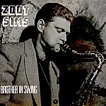 Zoot Sims Quartet Brother In Swing