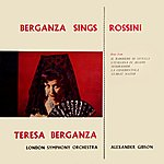 Teresa Berganza Berganza Sings Rossini