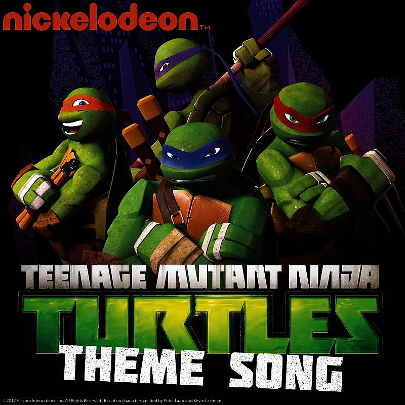 Teenage Mutant Ninja Turtles Theme Song