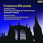 Robert Spano Vaughan Williams: Symphony No. 5/Fantasia On A Theme By Thomas Tallis/Serenade To Music