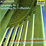 David Zinman Schumann: Symphonies No. 2 & No. 3