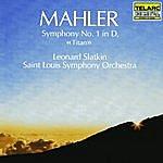 "Leonard Slatkin Mahler: Symphony No. 1 In D ""Titan"""