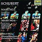 Robert Shaw Schubert: Mass No. 2 & Mass No. 6