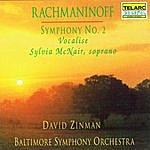 David Zinman Rachmaninoff: Symphony No. 2 & Vocalise
