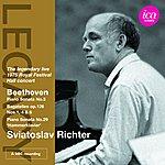 "Sviatoslav Richter Beethoven: Piano Sonata No. 3 - Bagatelles, Op. 126, Nos. 1, 4 & 6 - Piano Sonata No. 29, ""Hammerklavier"""