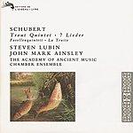 John Mark Ainsley Schubert: 'trout' Quintet/7 Lieder