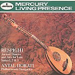 Philharmonia Hungarica Respighi: Ancient Airs And Dances/Suites Nos.1-3