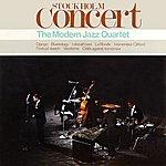The Modern Jazz Quartet Stockholm Concert