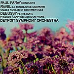 Detroit Symphony Orchestra Music By Ravel And Debussy